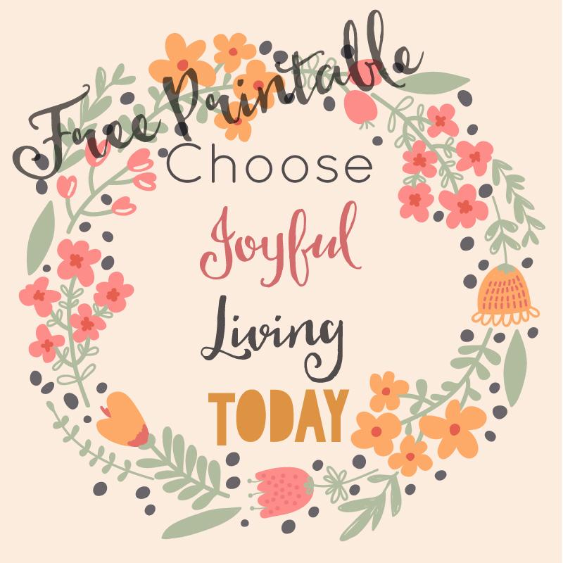 JoyfulPrintable