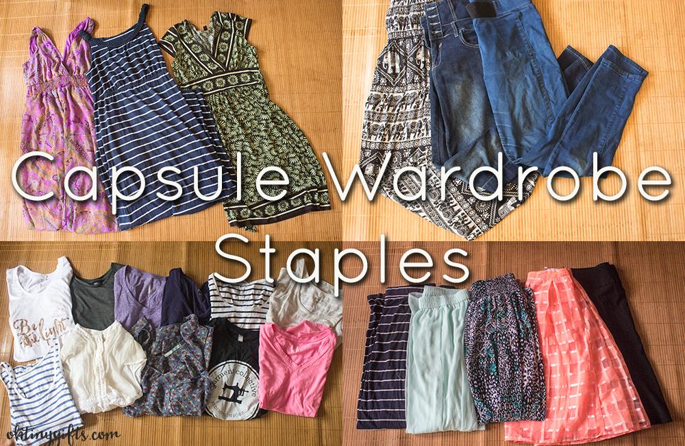 capsulewardrobestaples