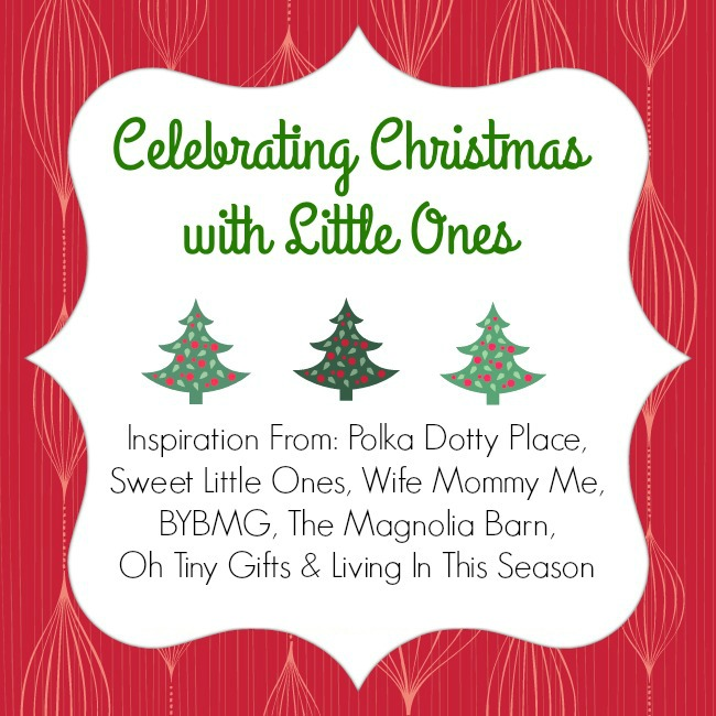 New Christmas Little Ones Blog Hop